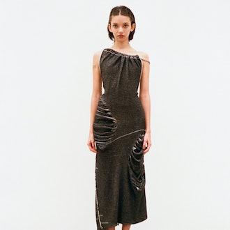 Krystal Paniagua Reversible Apron Dress