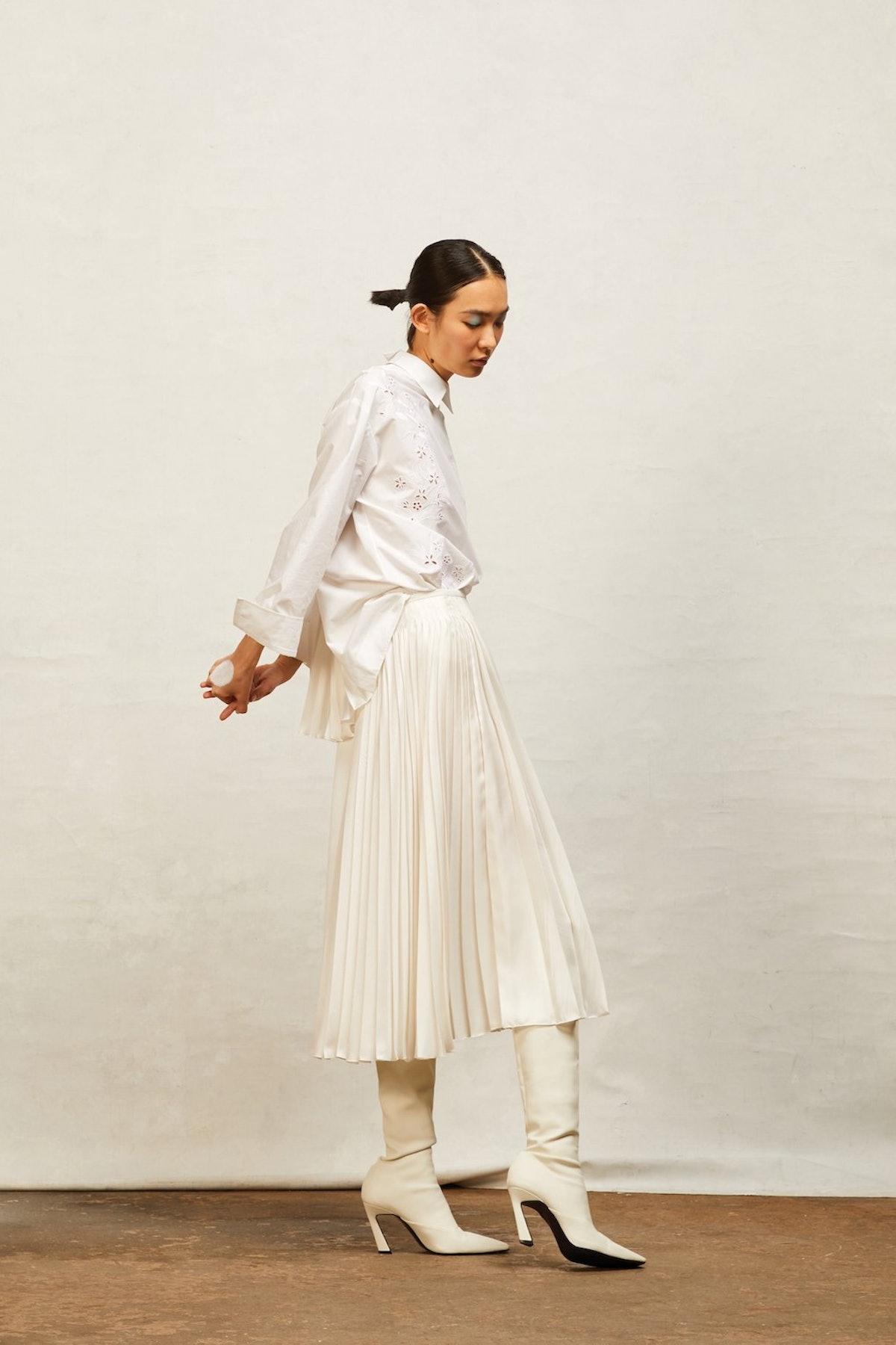 Hoa Skirt