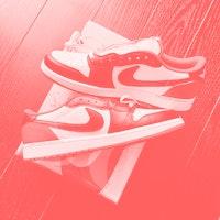 Wearing Travis Scott's Fragment Jordan 1 Low sneaker: Worth the hype