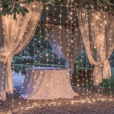 Creashine Curtain Lights