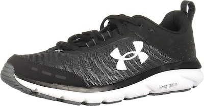 Under Armour Charged Assert 8 Marble Running Shoe