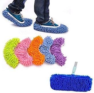 Yueiehe Mop Slippers (5 Pairs)