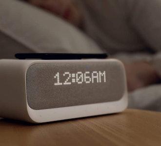 Anker Soundcore Wakey Bluetooth Speaker Alarm Clock