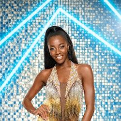'Strictly Come Dancing' Star AJ Odudu