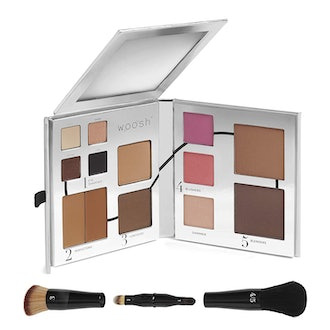 Woosh Beauty The Fold Out Face Palette with Secret Brush
