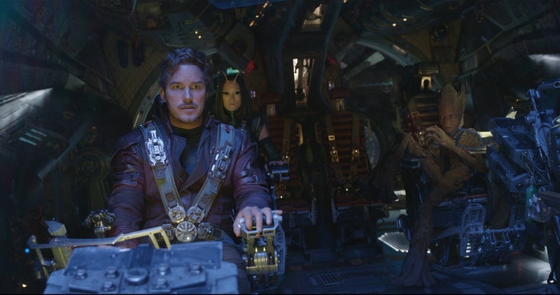 'Guardians of the Galaxy Vol. 3' premieres in 2023. Photo via Guardians of the Galaxy Facebook