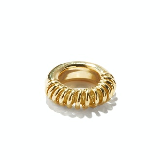 Ana Khouri Spiral 18KT Gold Ring
