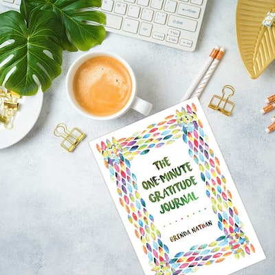 The One-Minute Gratitude Journal by Brenda Nathan