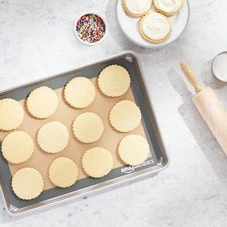 Amazon Basics Silicone Baking Mat (2 Pack)