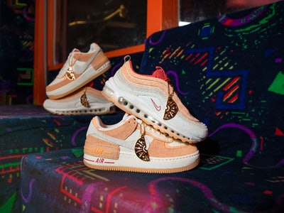 """Nike """"That's How We Roll"""" Air Force 1 Shadow and Air Max 97 collection"""