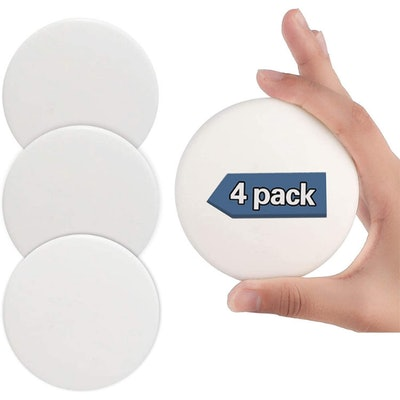 GroTheory Door Stopper Wall Protector (4 Pack)