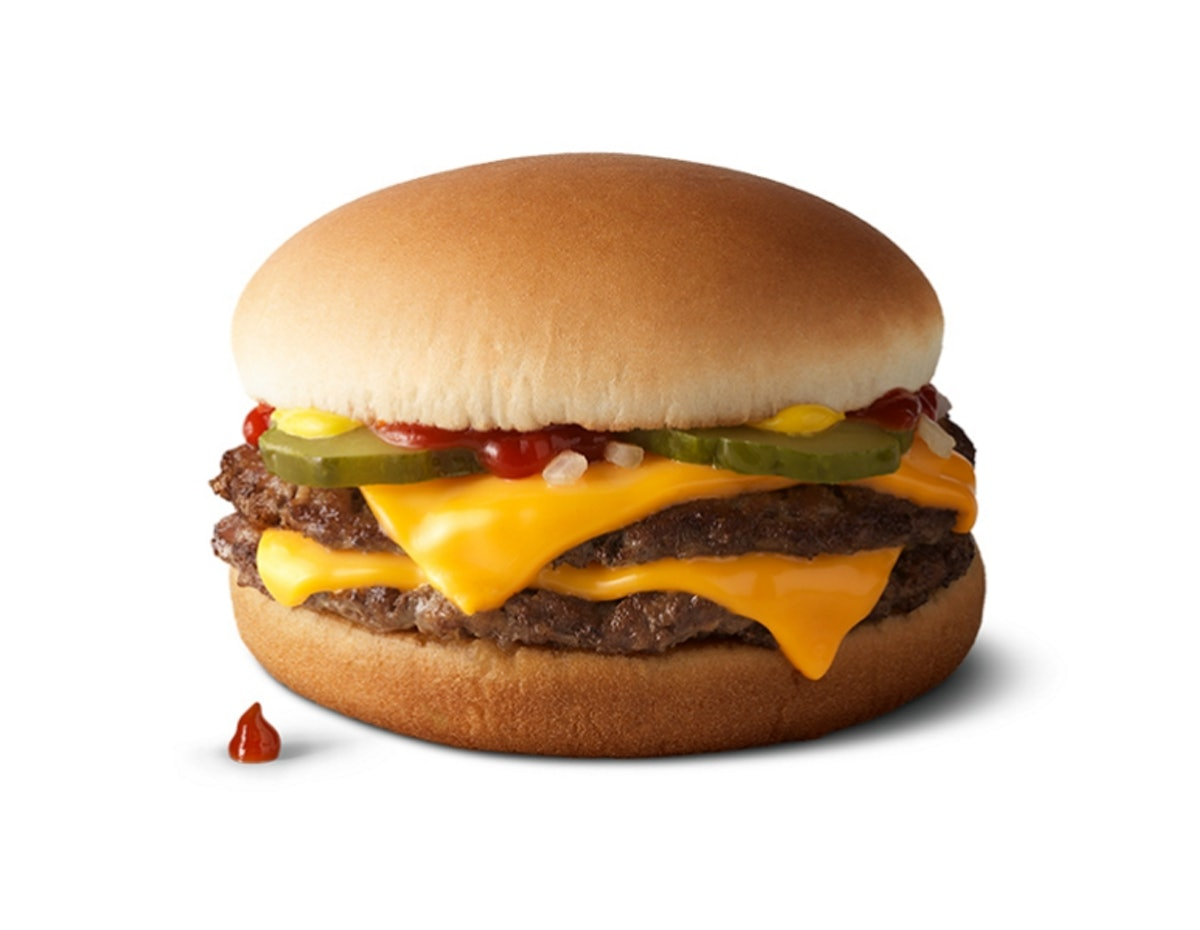 McDonald's National Cheeseburger Day 2021 deal is such a steal.