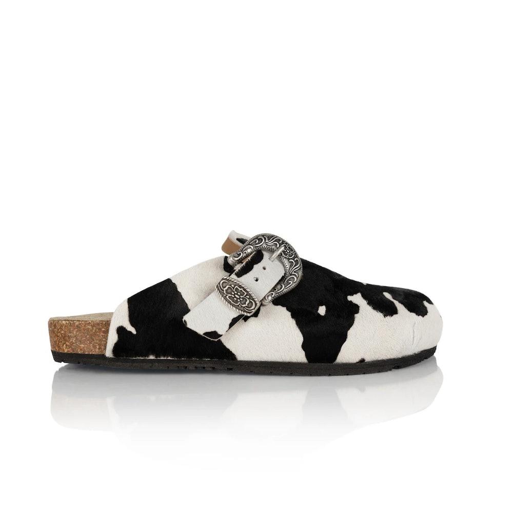 Greg Shoe in Cow