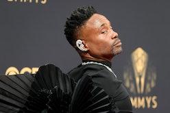Billy Porter attends the 73rd Primetime Emmy Awards at L.A. LIVE on September 19, 2021 in Los Angele...