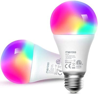 meross Smart Light Bulbs (2-Pack)