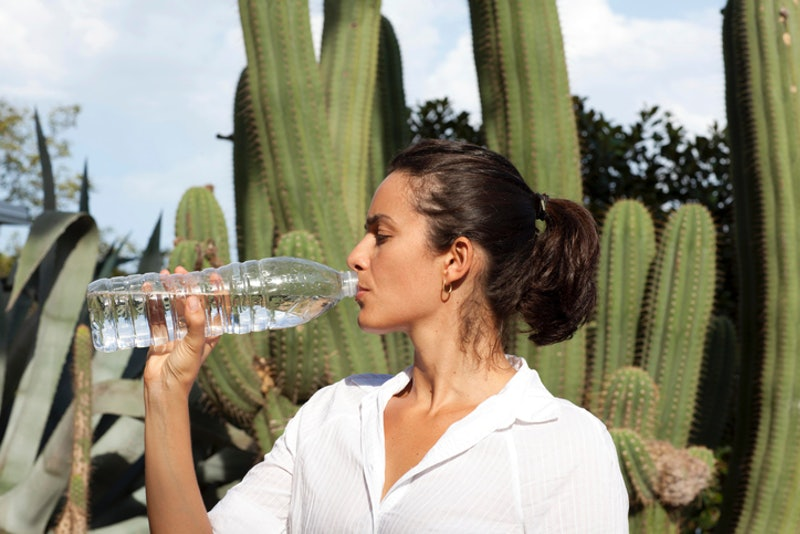 Experts explain the benefits of cactus water, the up-and-coming functional beverage.
