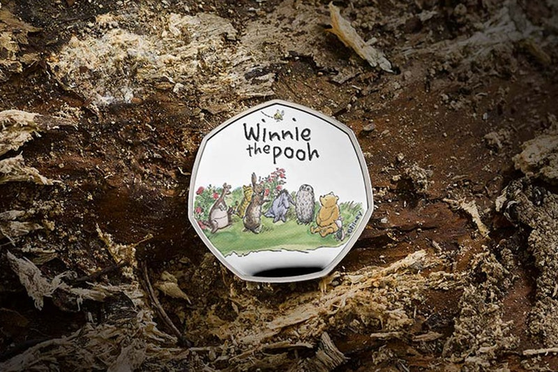 The Winnie the Pooh & Friends 2021 50p is available from The Royal Mint