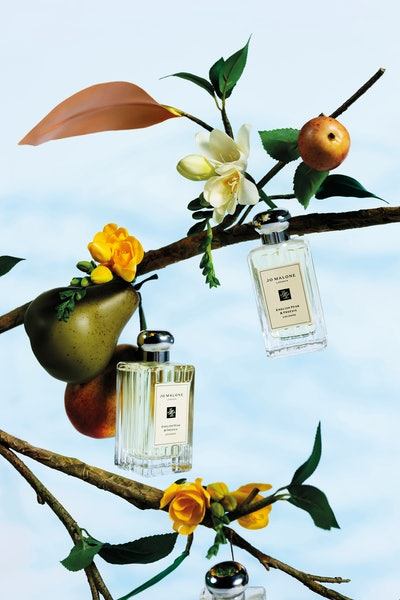 Jo Malone London's Limited-Edition English Pear & Freesia collection
