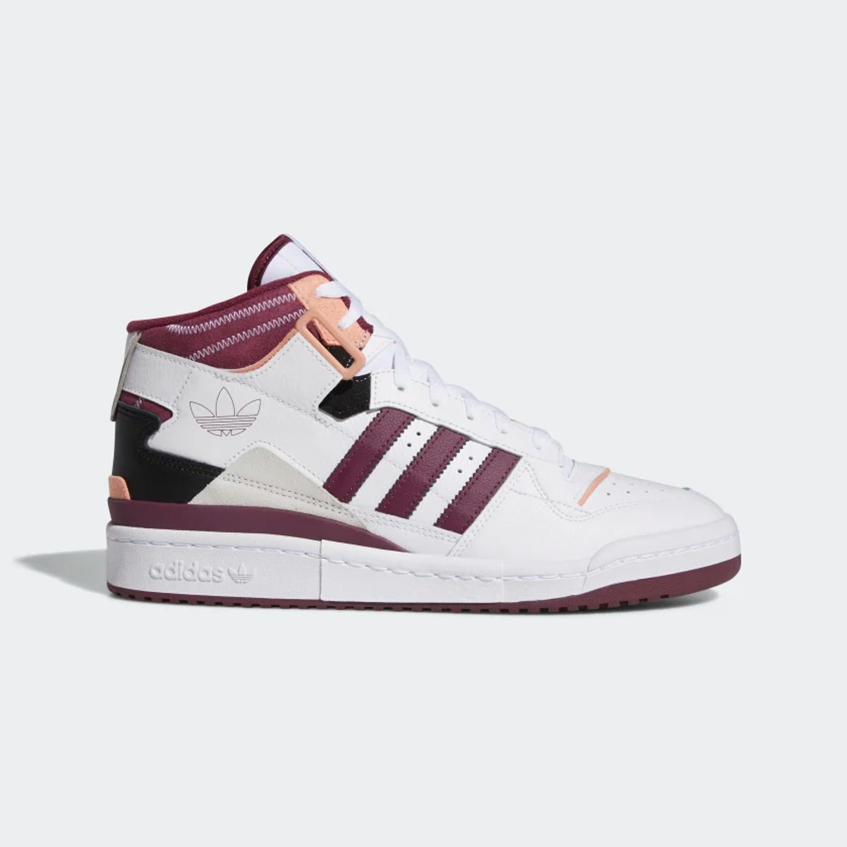 Adidas Forum Exhibit Mid Shoes