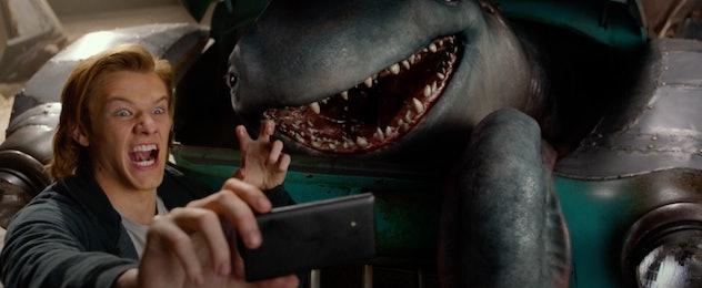 Lucas Till stars in 'Monster Trucks.'