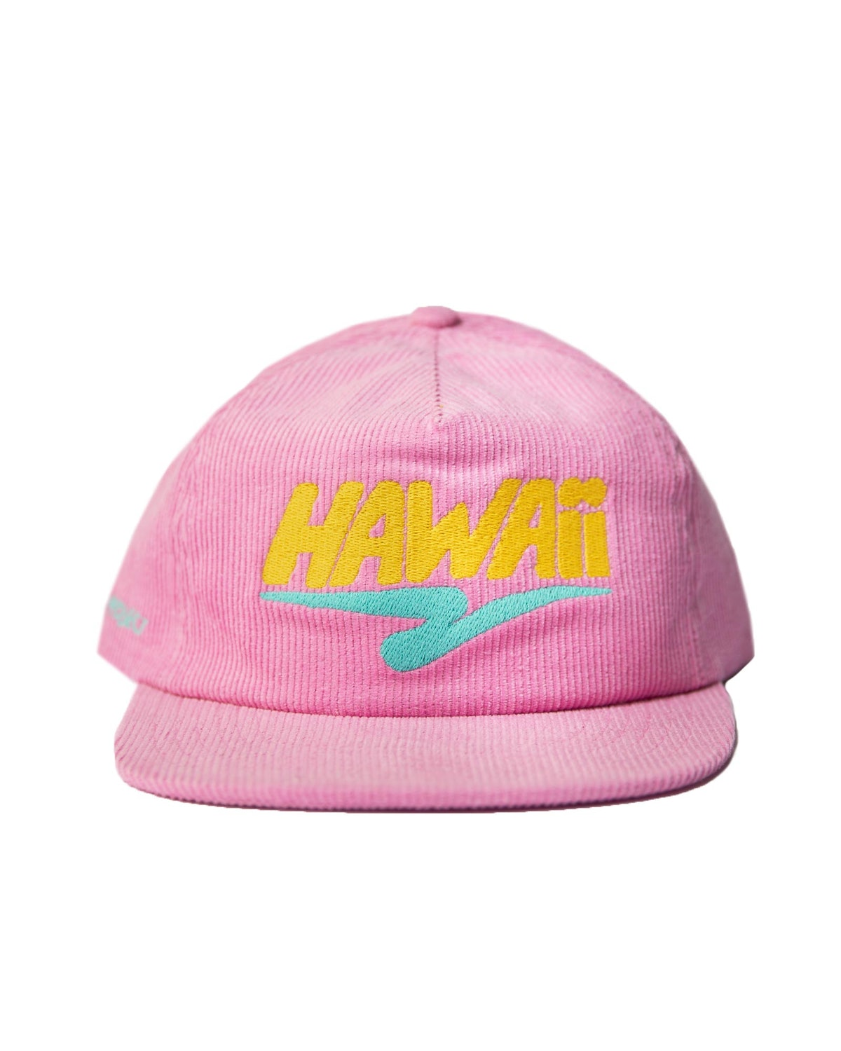 National Parks of Hawaii Wide Wale Cord Hat