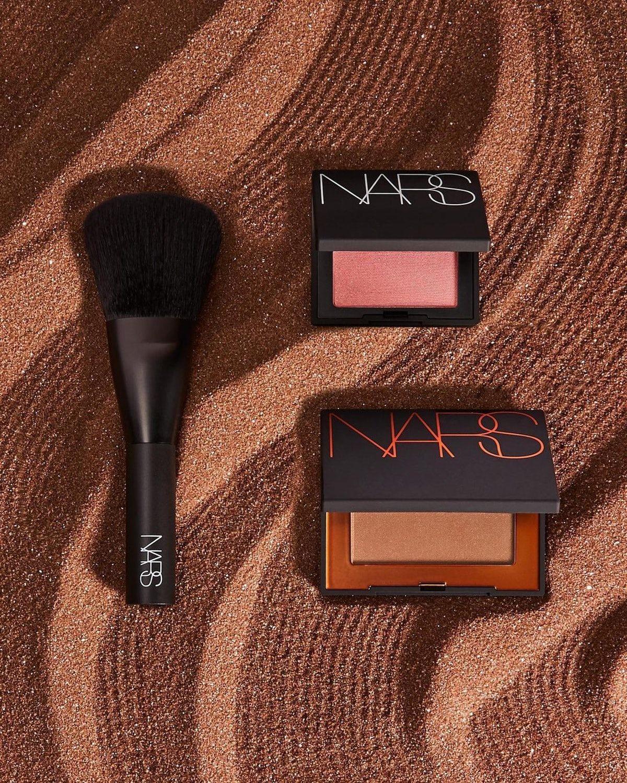 NARS blush and bronzer