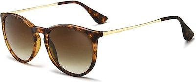 SUNGAIT Round Sunglasses