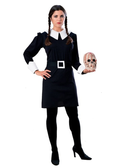 The Addams Family Wednesday Adult Costume