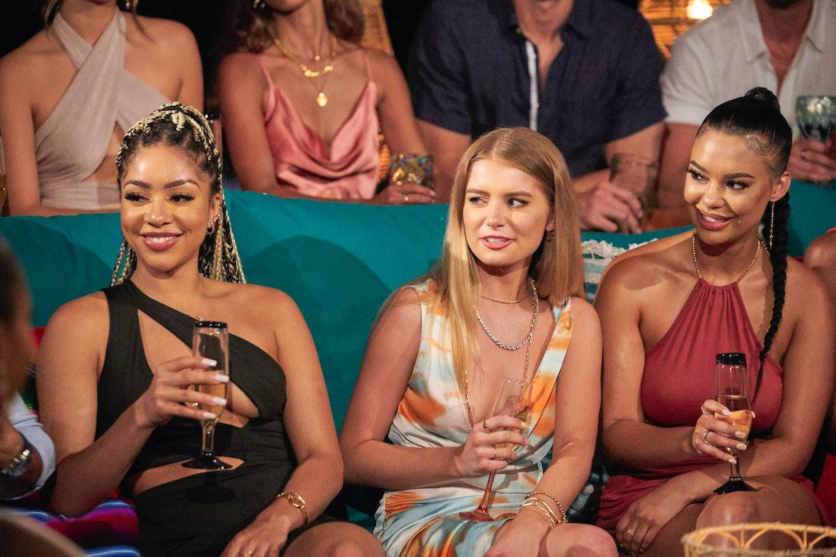 Demi Burnette on Season 7 of ABC's 'Bachelor in Paradise'