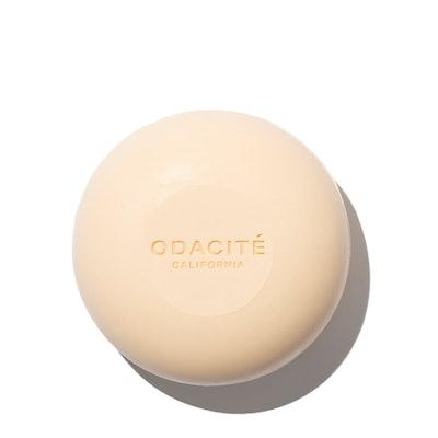 odacite argan and coconut soap free shampoo bar