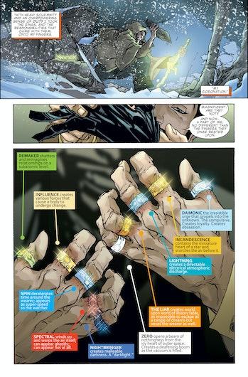 Iron Man Mandarin Ten Rings Shang-Chi