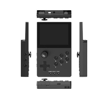 The A20 emulation handheld console from Powkiddy looks like the analogue pocket