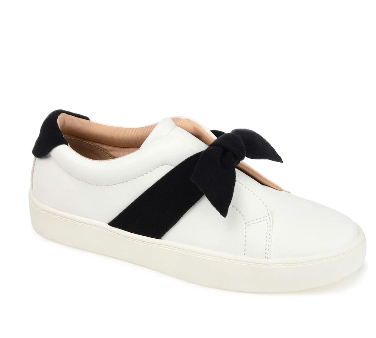 Journee Ash Slip-On Sneaker