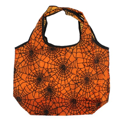 This Halloween reusable trick-or-treat bag is available at Five Below.
