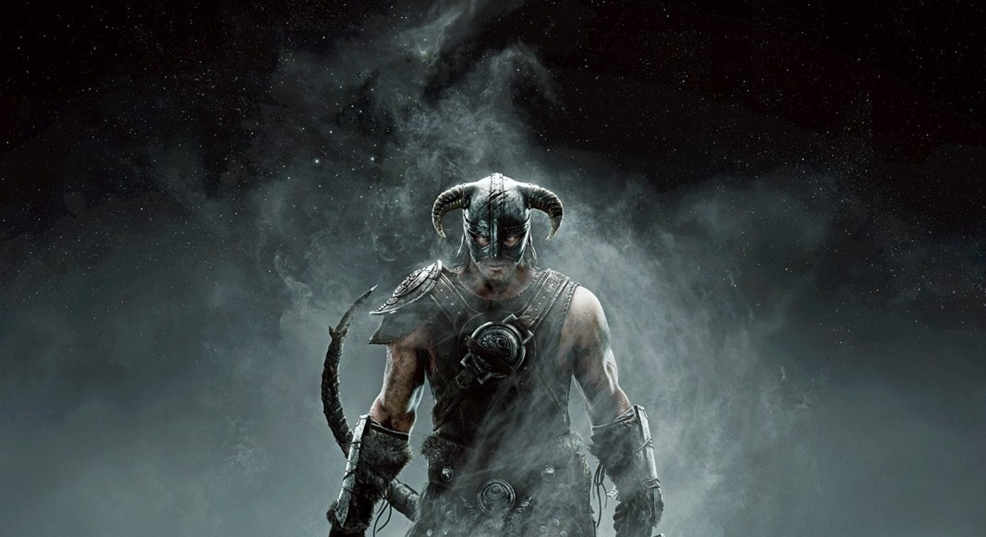 dragonborn from The Elder Scrolls 5: Skyrim