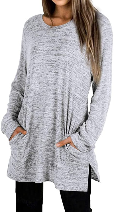 XIEERDUO Oversized Sweatshirt
