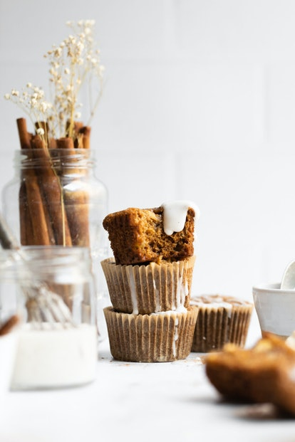 Gluten free apple cinnamon muffins is an apple recipe to make at home.