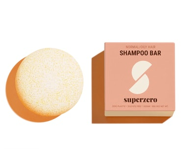 superzero shampoo bar