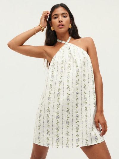 Maui Linen Dress