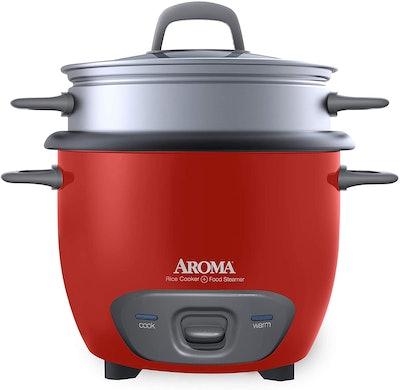 Aroma Housewares 6-Cup Rice Cooker