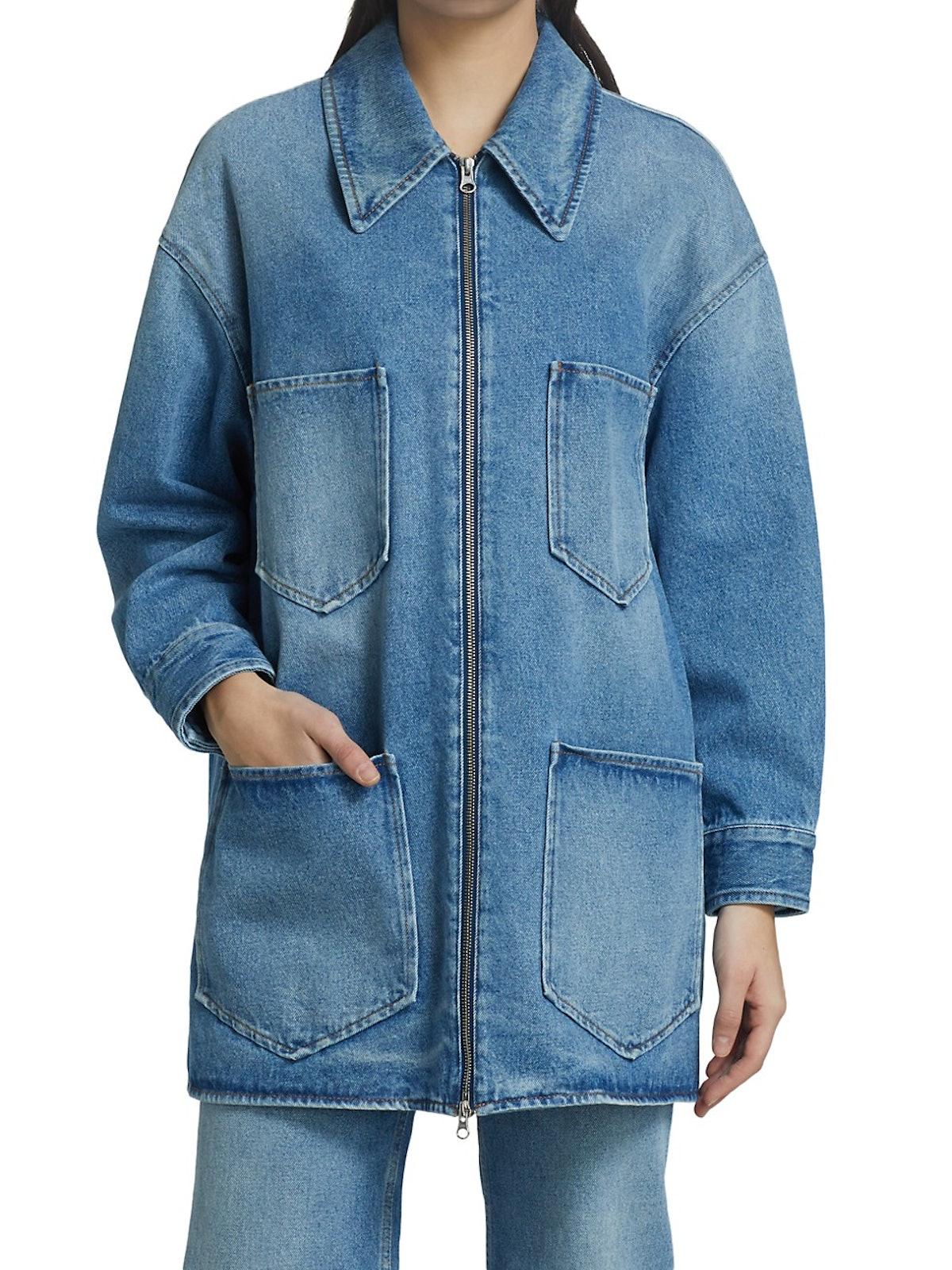 Workwear Denim Jacket