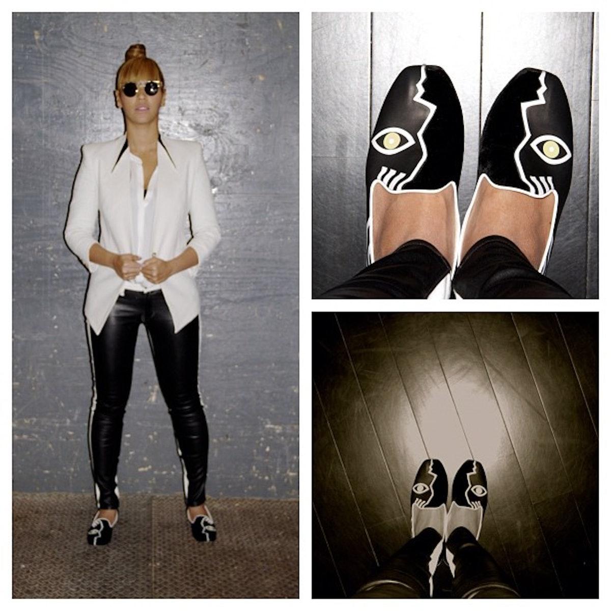 An Instagram by Beyoncé