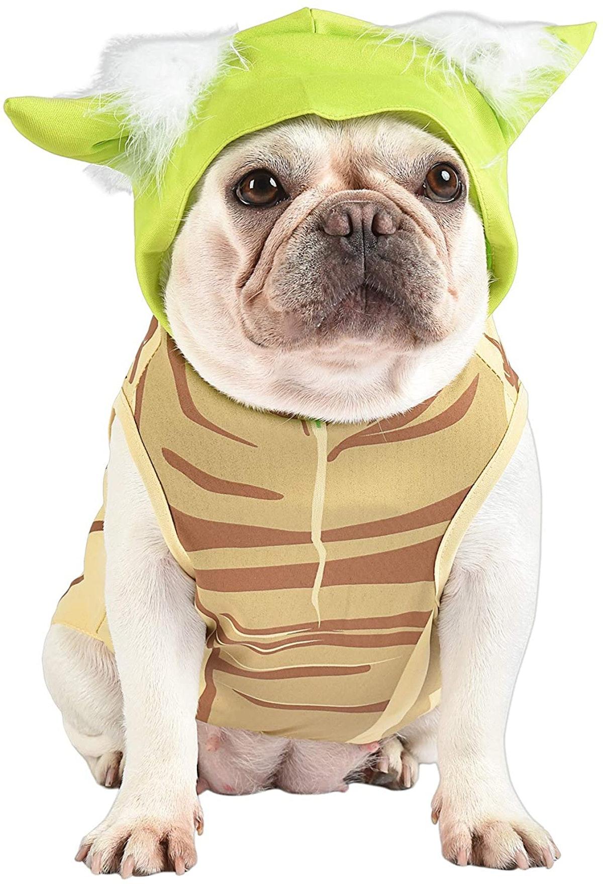 'Star Wars' Yoda Costume for Dogs — Baby Yoda