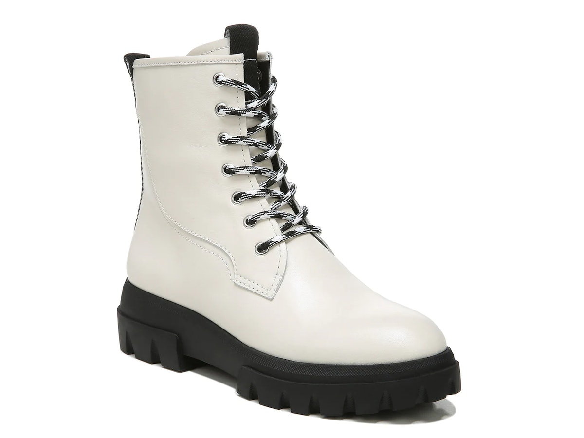 Robbie Combat Boot from Franco Sarto, available to shop on DSW.