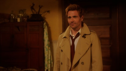 Matt Ryan will not return as Constantine in 'Legends of Tomorrow' Season 7.