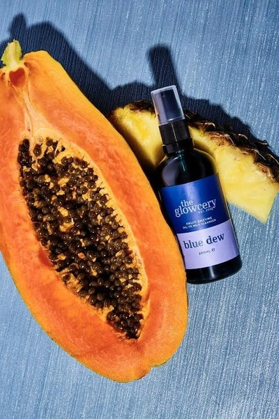The Glowcery's Antioxidant-Rich, Oil to Milk Cleanser