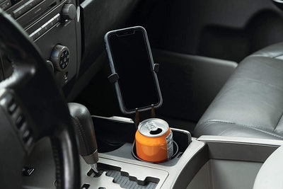 Kuryakyn Cup & Cell Phone Device Holder
