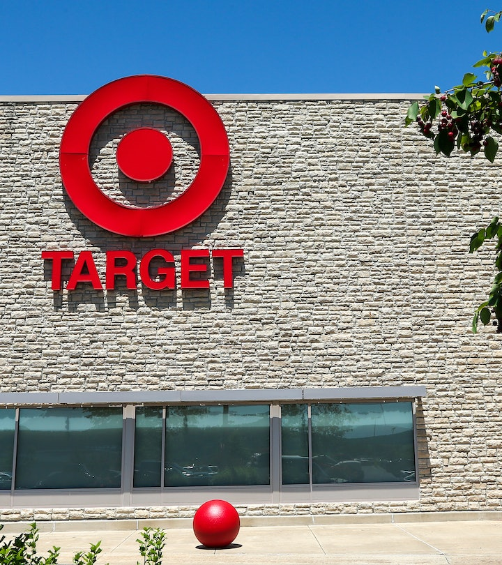 target logo outside store in Selinsgrove, Pennsylvania