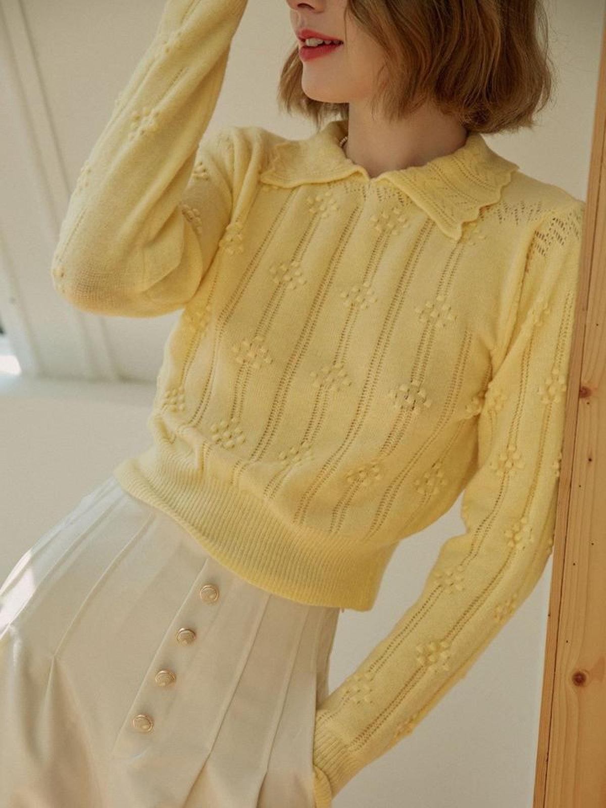 Jasmine Knitwear