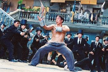 Kung Fu Hustle Shang Chi